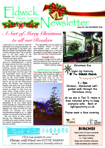 Issue 499 - December 2020